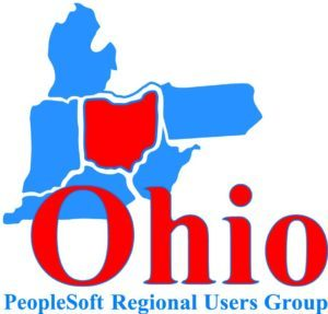 Ohio PeopleSoft RUG